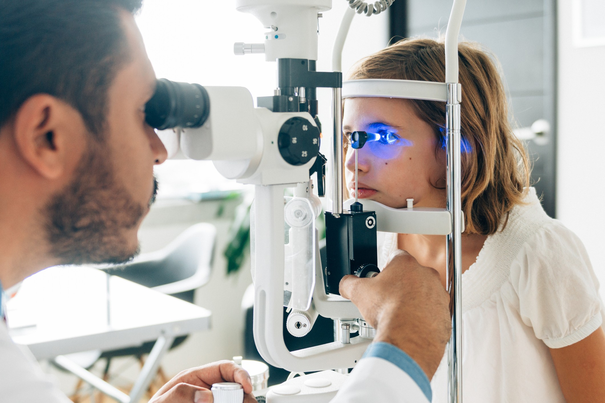 Vision and Eye Health facts